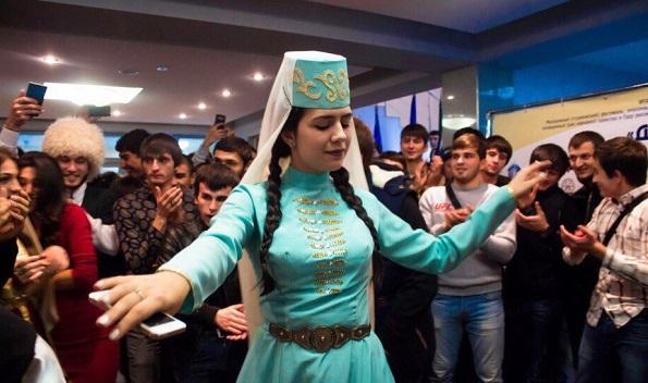 Молодежный студенческий фестиваль «Дом дружбы». Фото: Этнический совет СКФУ
