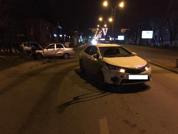 В Пятигорске в ДТП пострадал 9-летний ребенок