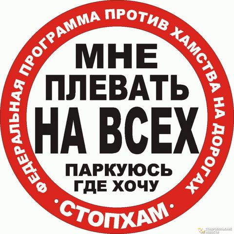 Рейд активистов «СтопХам» в Ставрополе