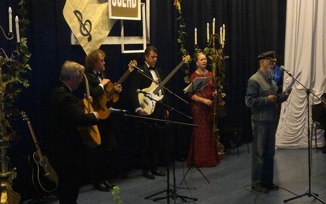 В Ставропольском Дворце культуры и спорта выступил народный ансамбль «Осень»