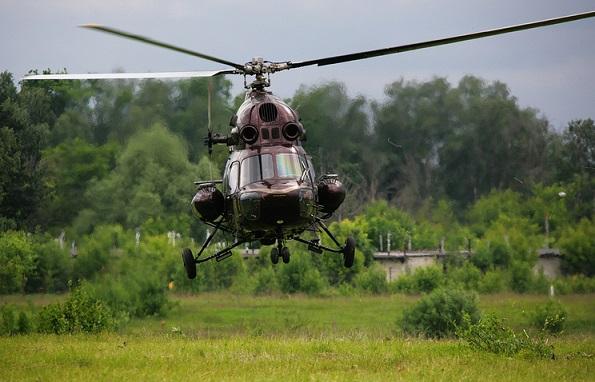 Более 2000 человек остались без света на Ставрополье после падения вертолета