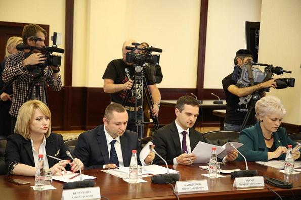 В Пятигорске прошло заседание оргкомитета форума «Машук-2016»