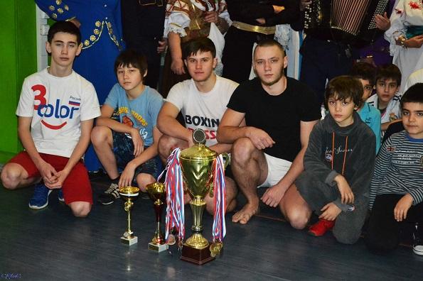 «Встреча двух поколений» в Ставропольском ДКиС