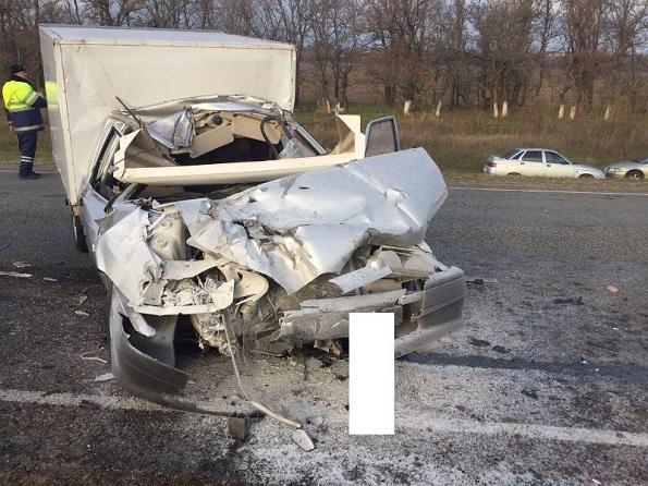 В Изобильненском районе произошло ДТП с трактором