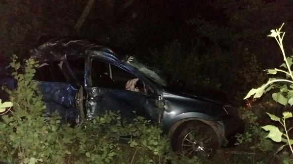 Студентка скончалась в результате ДТП вблизи города Ставрополя