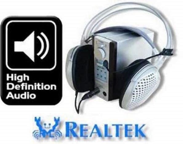 Качество воспроизведения с Realtek High Definition Audio Driver