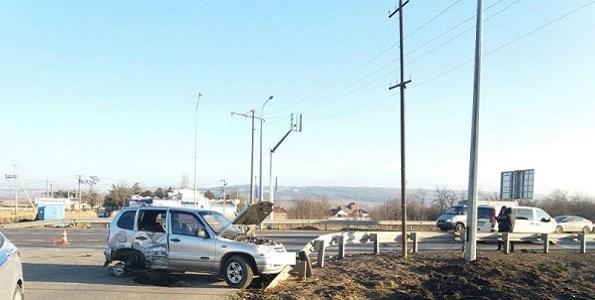 В Минераловодском районе в ДТП пострадал 69-летний житель Пятигорска