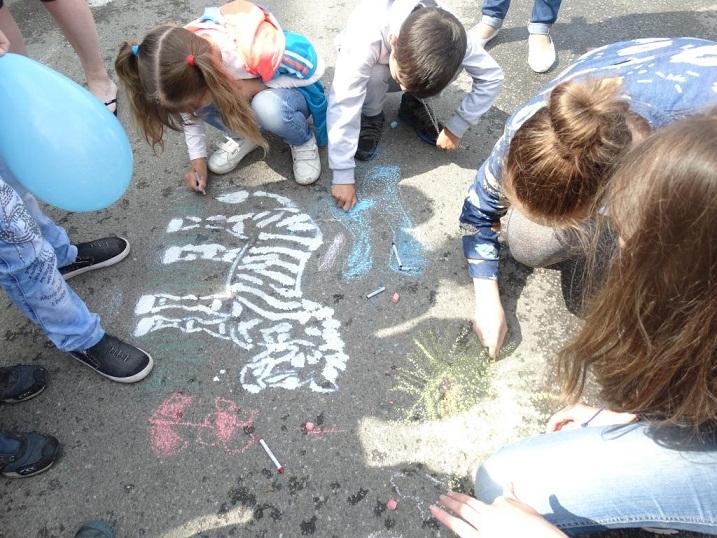 Игровые уроки безопасности состоялись в День защиты детей на Ставрополье