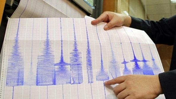 В Кочубеевском районе произошло землетрясение