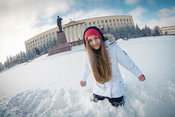 С 17 ноября на Ставрополье выпадет снег