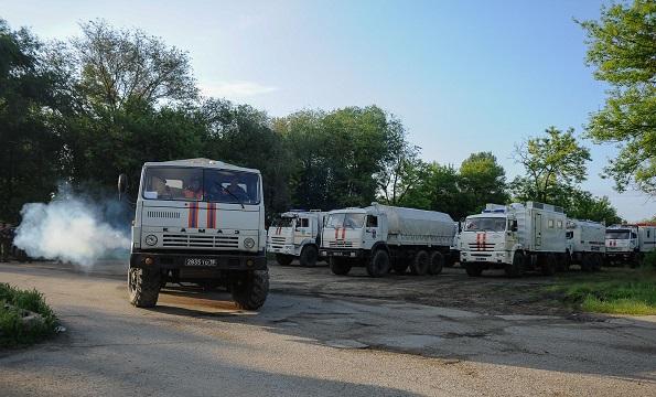 Эвакуация 6 населённых пунктов на востоке Ставрополья отложена