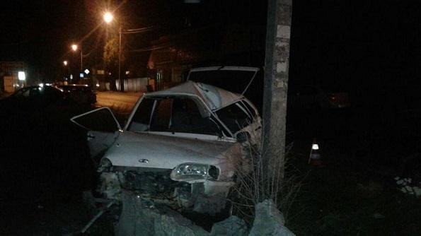 В Пятигорске в ДТП погиб водитель, нарушив скоростной режим