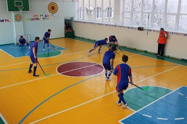 В Ставрополе прошел турнир по флорболу среди учащихся специальных образовательных организаций края