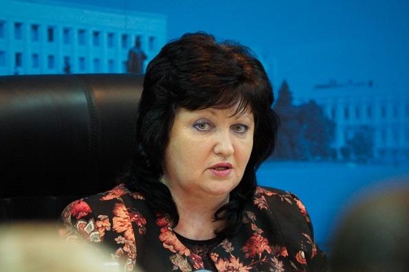 Татьяна Лихачева. Минкультуры Ставрополья наградили дипломом