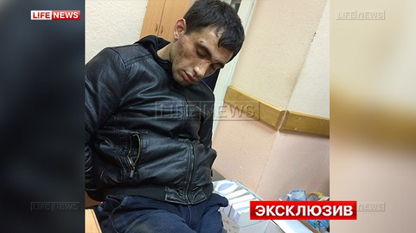 Амир Мокроусов. В Ставрополе наркодилер стрелял в полицейского