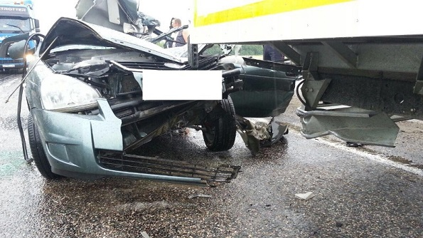 Житель Грозного погиб в ДТП в Андроповском районе