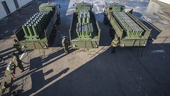 На 23 февраля артиллеристы ЮВО устроят фейерверк в Ставрополе