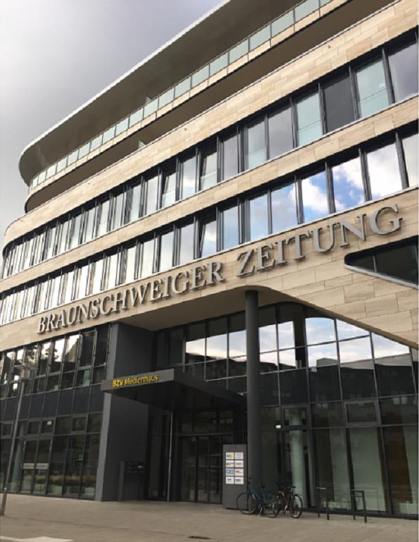 Студентка из Пятигорска будет стажироваться в немецкой газете