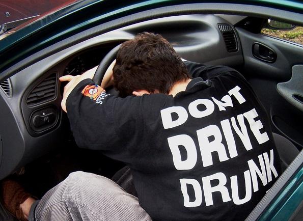 С 1 по 7 января сотрудники ДПС задержали 250 пьяных водителей
