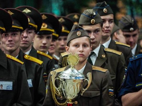 Школьники Ставрополя победили в «Зарнице»