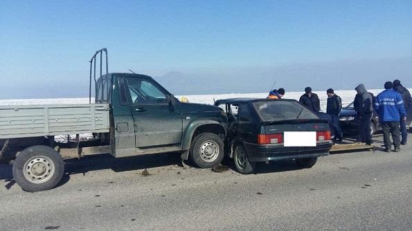 В Предгорном районе в ДТП погиб пожилой мужчина