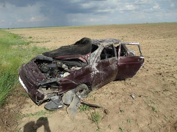 В Нефтекумском районе в ДТП погиб пассажир «Приоры»