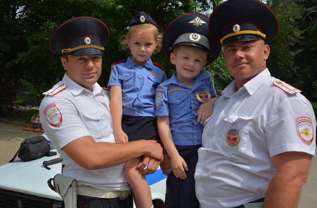 На Ставрополье отмечают 79 годовщину создания службы ГАИ-ГИБДД