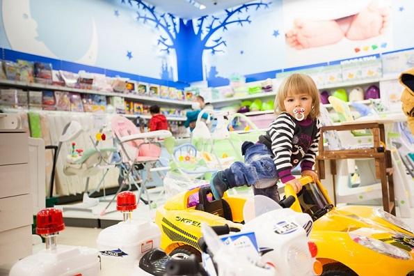 «Детский мир» открыл пятый магазин в Ставрополе