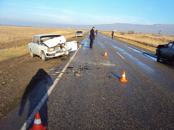 81-летний мужчина погиб в ДТП в Кочубеевском районе