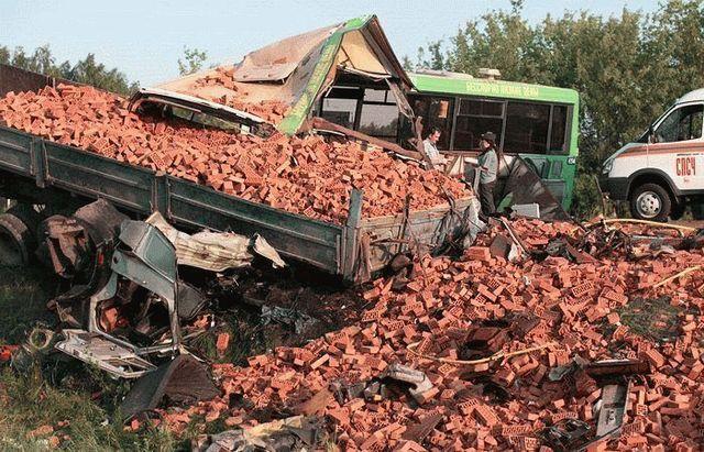 ДТП в Омской области. 16 погибших и 11 раненых