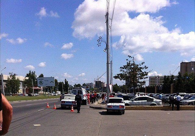Авария из-за сердечного приступа в Ставрополе