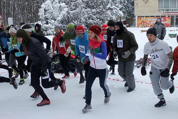 Соревнования по дуатлону прошли в Ставрополе