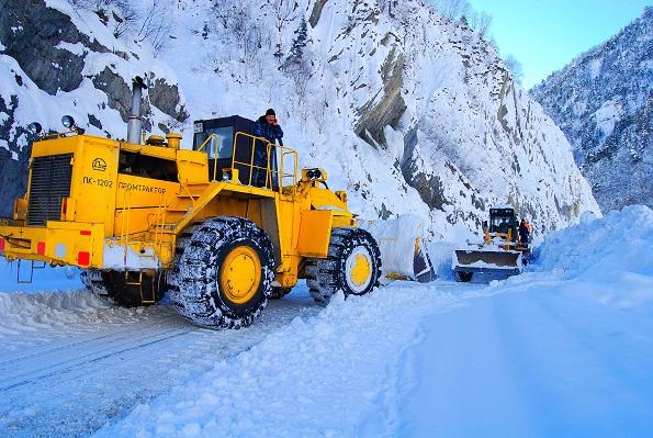 Федеральные трассы СКФО готовы к зиме