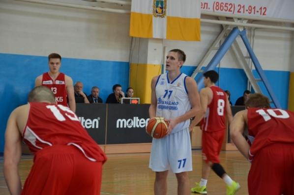 Ставропольские баскетболисты отпраздновали двойной триумф