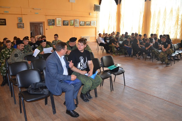 Терские казаки учредили войсковую молодежную организацию