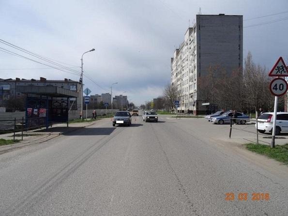 В Георгиевске женщина на «ВАЗ-21150» сбила 8-летнего мальчика