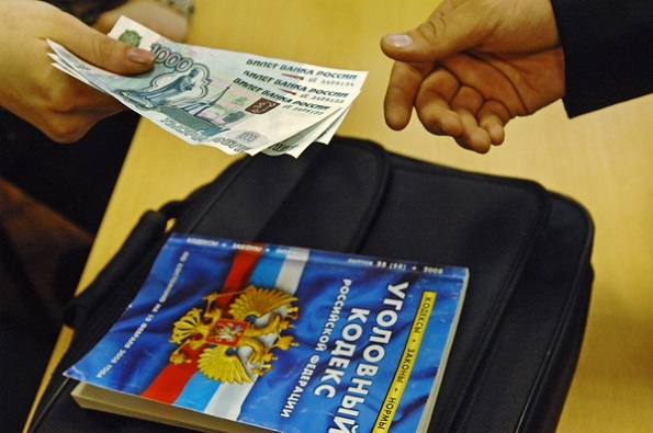 Адвокат в Ставрополе был пойман на передаче взятки сотруднику УФСКН