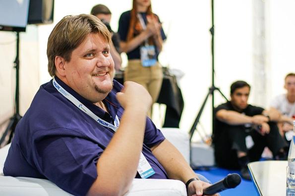 Гостем форума «Машук» стал игрок популярной команды КВН Михаил Беляев