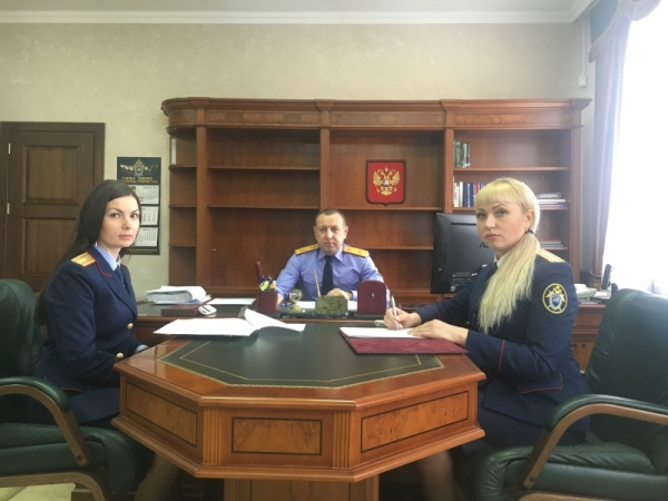 Игорь Иванов принял участие в совещании с руководителями