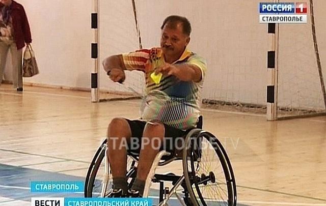 В Ставрополе будут готовить паралимпийцев к Олимпиаде 2020 года в Токио