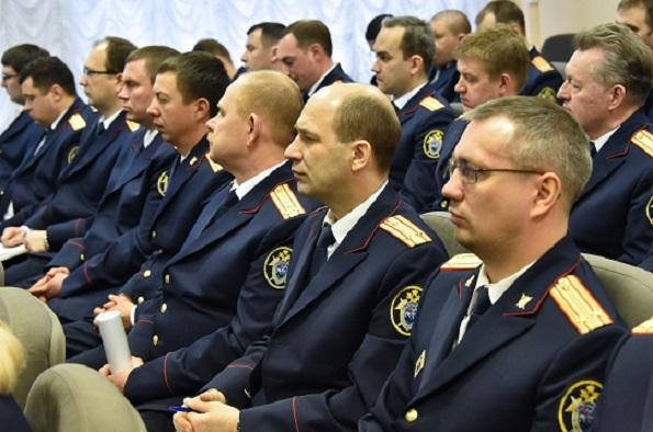Итоги работы военных следственных органов СКР по ЮВО
