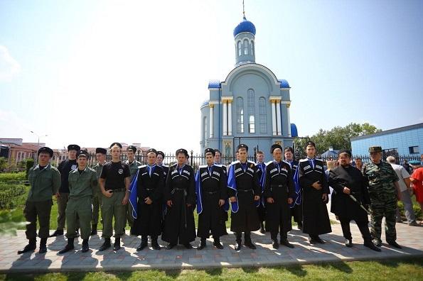 Терское войско объединит казачью молодежь