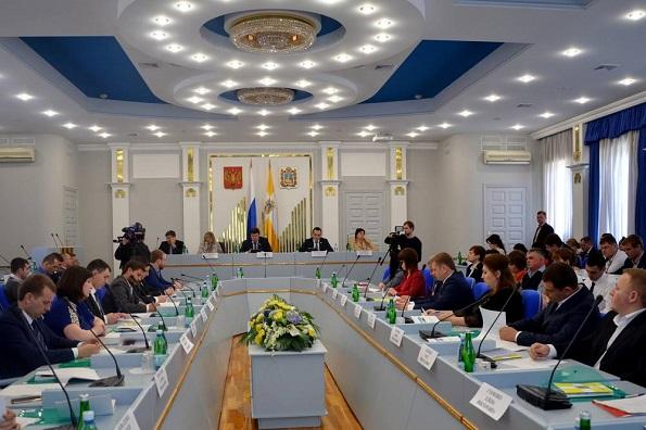 Совет молодых депутатов Ставрополья