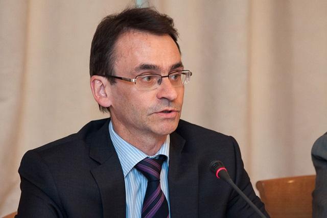 Заместитель министра науки и образования Александр Климов