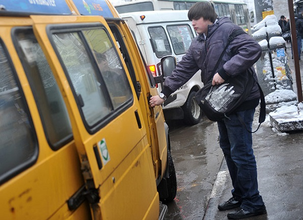 Более 300 маршруток незаконно работают в Ставрополе