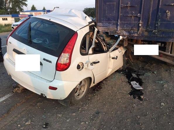 Два человека погибли и один в реанимации в результате ДТП в Петровском районе