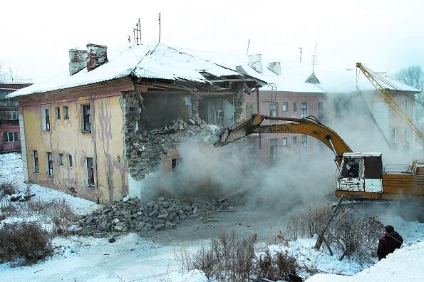 Потенциально опасное жилье