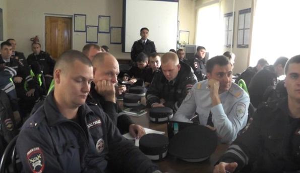На Ставрополье обучение на полигоне ДПС пройдут 150 госавтоинспекторов