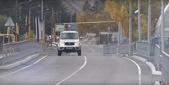 Дорога в Приэльбрусье будет полностью восстановлена после схода селя к началу горнолыжного сезона