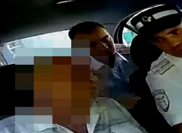 В Труновском районе инспекторы ДПС задержали пьяного водителя маршрутки
